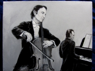 Daniil Shafran, Russian cellist